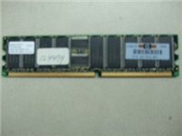HP 184pin PC2100 DDR266 CL2.5 Registered ECC DIMM 256MB (124479)