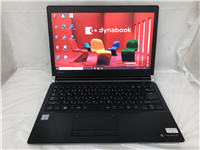 dynabook R73/T の詳細